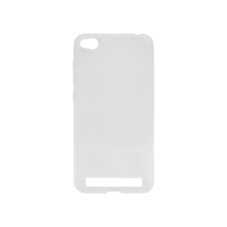 Xiaomi Redmi 5A - Gumiran ovitek (TPU) - prosojen svetleč
