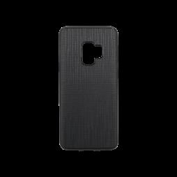 Samsung Galaxy S9 - Okrasni pokrovček (70LS) - črn