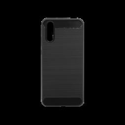 Huawei P20 - Gumiran ovitek (TPU) - črn A-Type