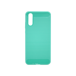 Huawei P20 - Gumiran ovitek (TPU) - zelen A-Type
