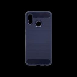 Huawei P20 Lite - Gumiran ovitek (TPU) - moder A-Type