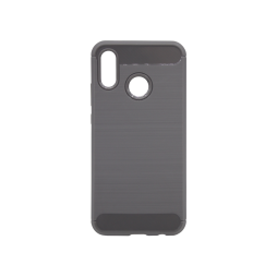 Huawei P20 Lite - Gumiran ovitek (TPU) - siv A-Type
