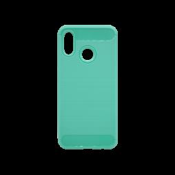 Huawei P20 Lite - Gumiran ovitek (TPU) - zelen A-Type