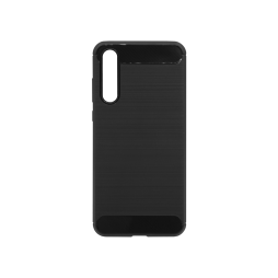 Huawei P20 Pro - Gumiran ovitek (TPU) - črn A-Type