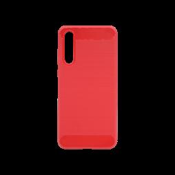 Huawei P20 Pro - Gumiran ovitek (TPU) - rdeč A-Type