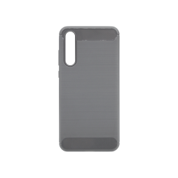 Huawei P20 Pro - Gumiran ovitek (TPU) - siv A-Type