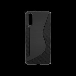 Huawei P20 - Gumiran ovitek (TPU) - črn CS-Type