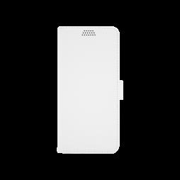Huawei P20 - Preklopna torbica (WLG) - bela