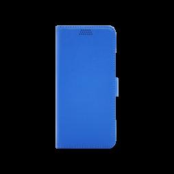 Huawei P20 - Preklopna torbica (WLG) - modra