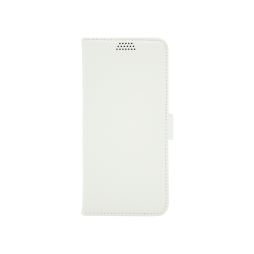 Huawei P20 Lite - Preklopna torbica (WLG) - bela