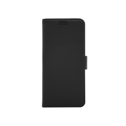 Huawei P20 Lite - Preklopna torbica (WLG) - črna