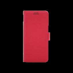 Huawei P20 Lite - Preklopna torbica (WLG) - rdeča