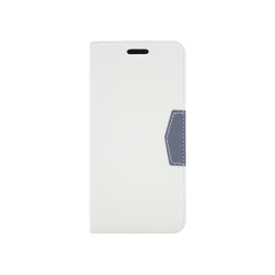 Huawei P20 - Preklopna torbica (47G) - bela