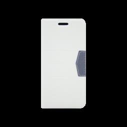Huawei P20 Lite - Preklopna torbica (47G) - bela
