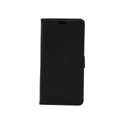 Xiaomi Redmi 5 Plus / Note 5 - Preklopna torbica (WLG) - črna