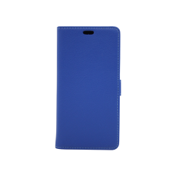 Xiaomi Redmi 5 Plus / Note 5 - Preklopna torbica (WLG) - modra