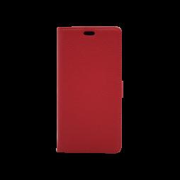 Xiaomi Redmi 5 Plus / Note 5 - Preklopna torbica (WLG) - rdeča
