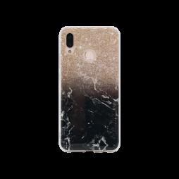 Huawei P20 Lite - Gumiran ovitek (TPUP) - Marble 1