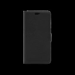 Huawei Honor 9 Lite - Preklopna torbica (WLG) - črna