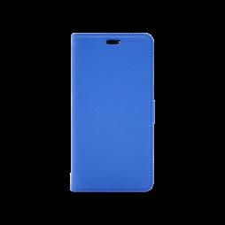 Huawei Honor 9 Lite - Preklopna torbica (WLG) - modra