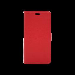 Huawei Honor 9 Lite - Preklopna torbica (WLG) - rdeča
