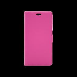 Huawei Honor 9 Lite - Preklopna torbica (WLG) - roza