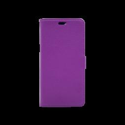 Huawei Honor 9 Lite - Preklopna torbica (WLG) - vijolična