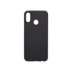 Huawei P20 Lite - Gumiran ovitek (TPUT) - črn