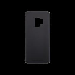 Samsung Galaxy S9 - Gumiran ovitek (TPUT) - črn
