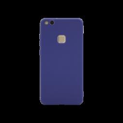 Huawei P10 Lite - Gumiran ovitek (TPU) - moder MATT