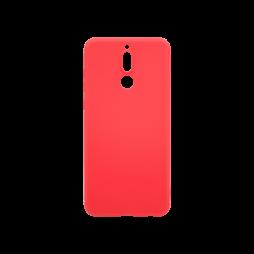 Huawei Mate10 Lite - Gumiran ovitek (TPU) - rdeč MATT