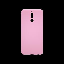 Huawei Mate10 Lite - Gumiran ovitek (TPU) - svetlo roza MATT