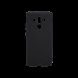 Huawei Mate10 Pro - Gumiran ovitek (TPU) - črn MATT