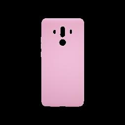 Huawei Mate10 Pro - Gumiran ovitek (TPU) - svetlo roza MATT