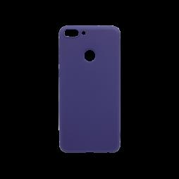 Huawei P Smart - Gumiran ovitek (TPU) - moder MATT
