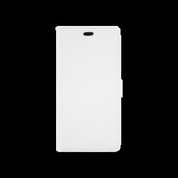 Motorola Moto X4 - Preklopna torbica (WLG) - bela