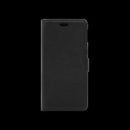 Motorola Moto X4 - Preklopna torbica (WLG) - črna