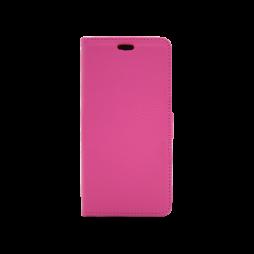 Motorola Moto X4 - Preklopna torbica (WLG) - roza