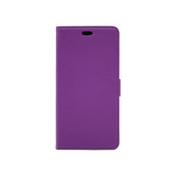 Motorola Moto X4 - Preklopna torbica (WLG) - vijolična
