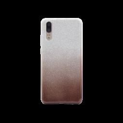Huawei P20 - Gumiran ovitek (TPUB) - kavna