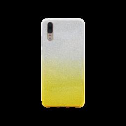 Huawei P20 - Gumiran ovitek (TPUB) - rumena