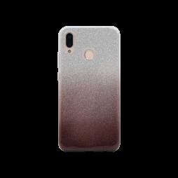 Huawei P20 Lite - Gumiran ovitek (TPUB) - kavna