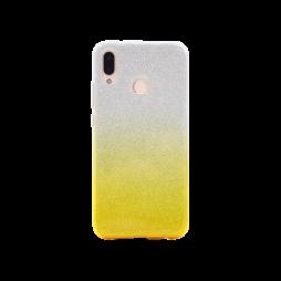 Huawei P20 Lite - Gumiran ovitek (TPUB) - rumena