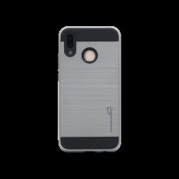 Huawei P20 Lite - Gumiran ovitek (ARM-01) - siv
