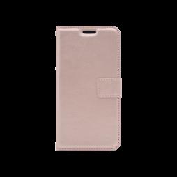 LG G6 - Preklopna torbica (WLC) - roza-zlata