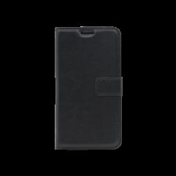 LG K4 (2017) - Preklopna torbica (WLC) - črna