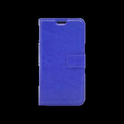 LG K8 (2017) - Preklopna torbica (WLC) - modra