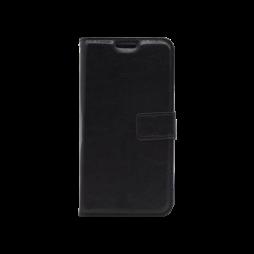 LG K8 (2018)/K9 - Preklopna torbica (WLC) - črna