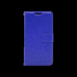 LG K8 (2018)/K9 - Preklopna torbica (WLC) - modra