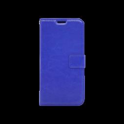Huawei Mate 10 Lite - Preklopna torbica (WLC) - modra